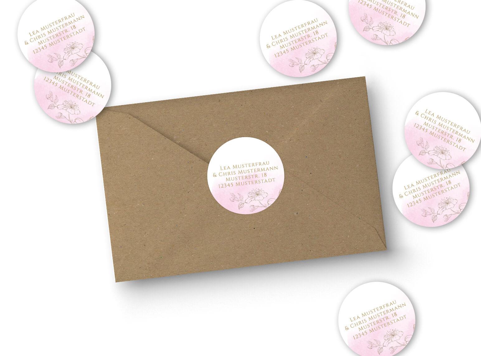 hochzeitseinladung-adressaufkleber-rund-rosa-aquarell-gold-blumen_kraft_MP0013-2.2.1