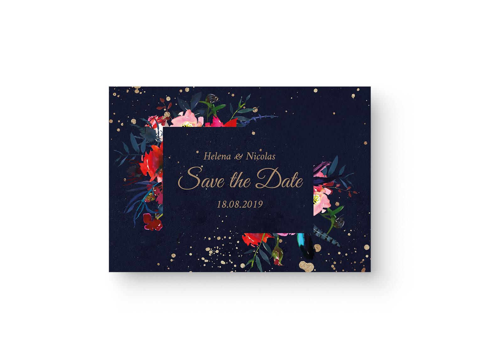 save-the-date-postkarte-dunkel-blau-beerentoene-blumen-aquarell-gold-front_MP0001-1.0.2