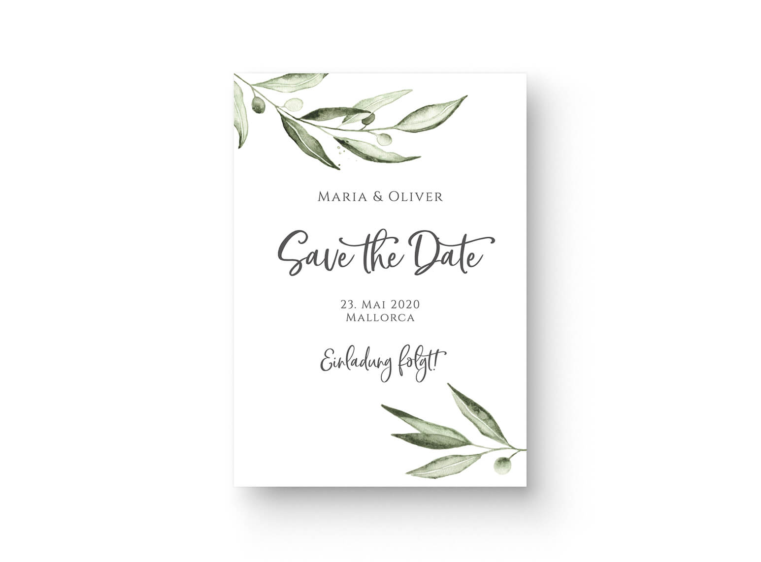 save-the-date-postkarte-olive-zweig-aquarell-gruen-grau-front_MP0008-1.0.1